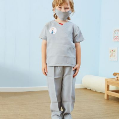 Dentist fancy dress,Childrens Dressing up costumes,dressing up toys,dressing up cloaks